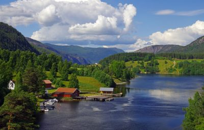 Telemark Canal, Norway
