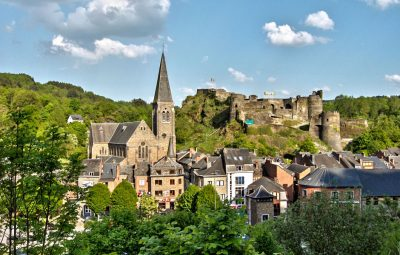 WOW - Chateau de la Roche en Ardennes